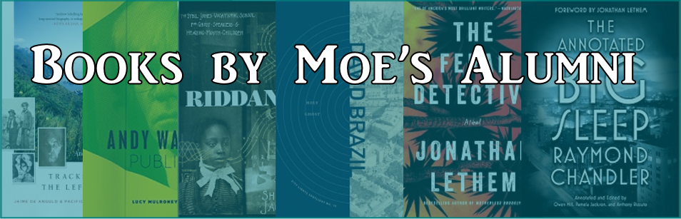Books by Moe's Alumni