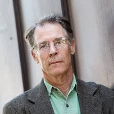 Kim Stanley Robinson, author of Red Moon