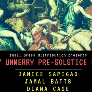 SPD Presents: A Very Unmerry Pre-Solstice Reading!