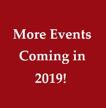 Check back in January for more events!