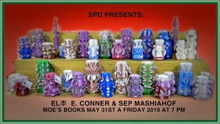 SPD Presents: el李 E. Conner & Sep Mashiahof