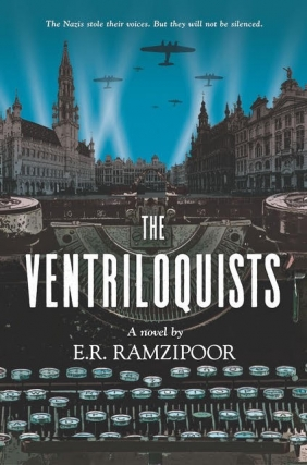 E.R. Ramzipoor:The Ventriloquists Book Launch