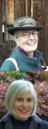 Poetry Flash presents Grace Marie Grafton and Judy Maher