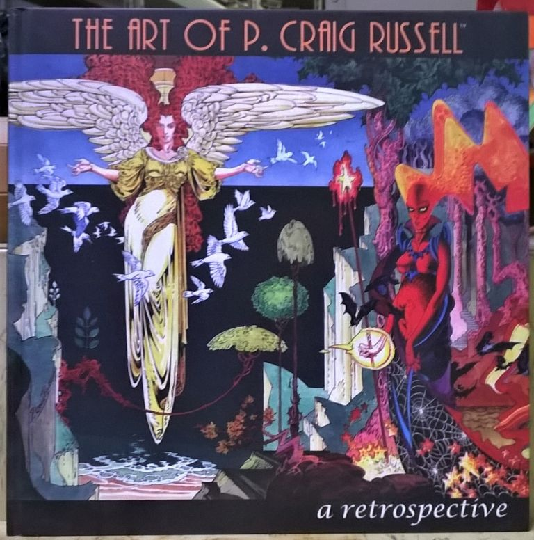 The Art of P. Craig Russell: A Retrospective. P. Craig Russell.