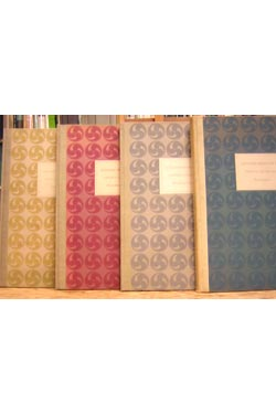 Japanese Prints of the Ledoux Collection - Set of 5 Volumes complete (all published). Louis Ledoux.