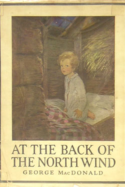 At The Back of The Northwind. George MacDonald, Jessie Wilcox Smith.