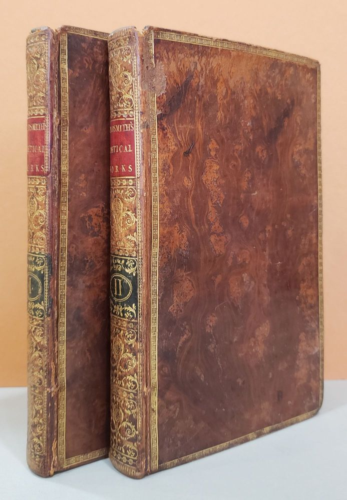 The Poetical and Dramatic Works of Oliver Goldsmith, M.B. Oliver Goldsmith.