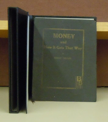 Money and How It Gets That Way. Henry Miller.