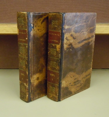 The Natural History of Quadrupeds, and Cetaceous Animals... 2 volumes. Brightly, Co.