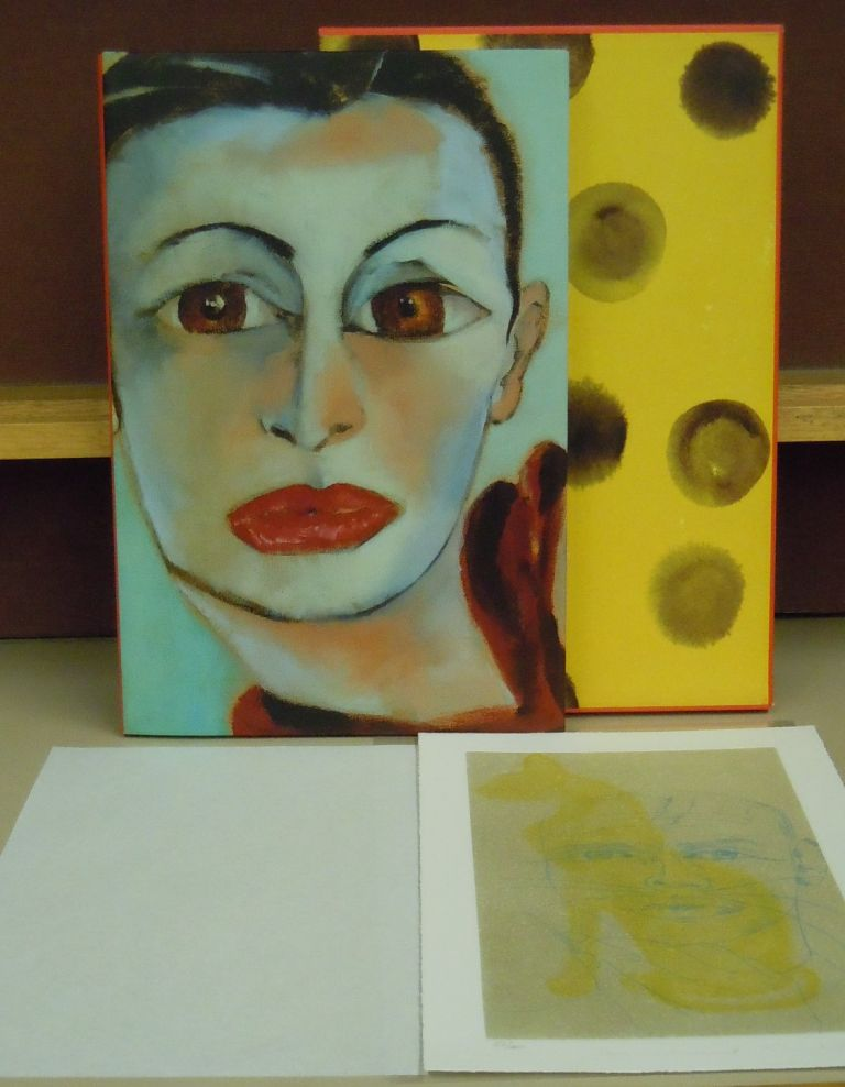 Life is Paradise : The Portraits of Francesco Clemente. Vincent Katz.