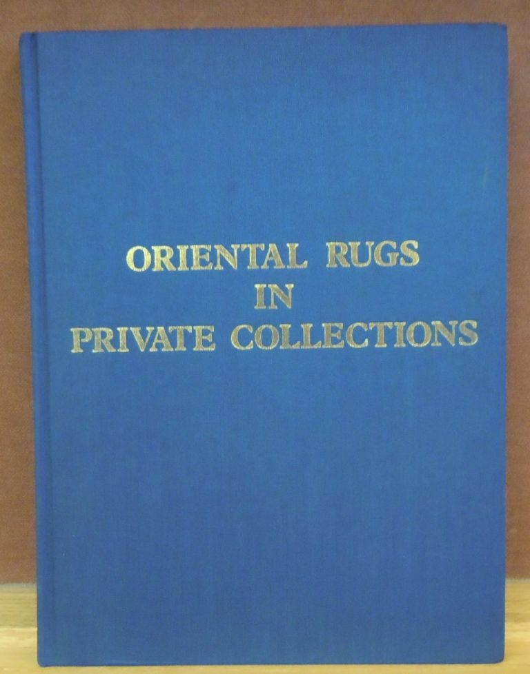Oriental Rugs in Private Collections. L. W. Harrow.