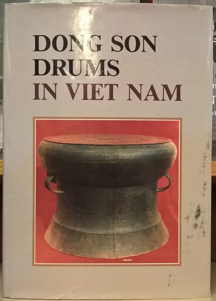 Drums in Viet Nam. Dong Son.