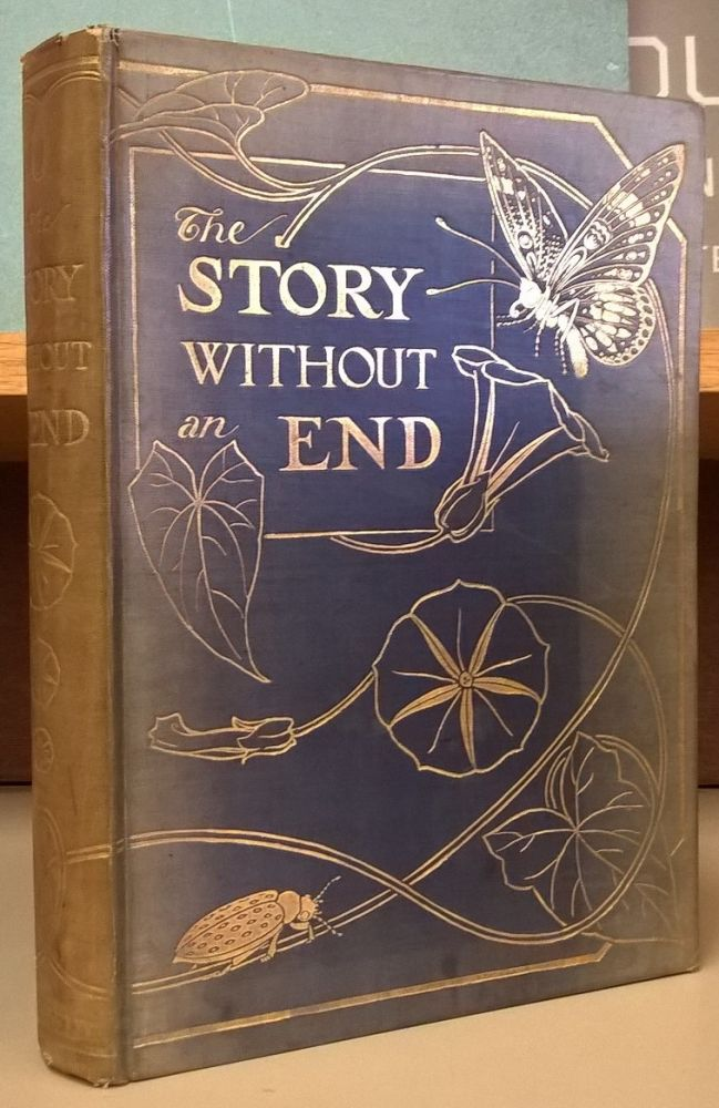 The Story Without End, From the German of Carove. Sarah Austin.
