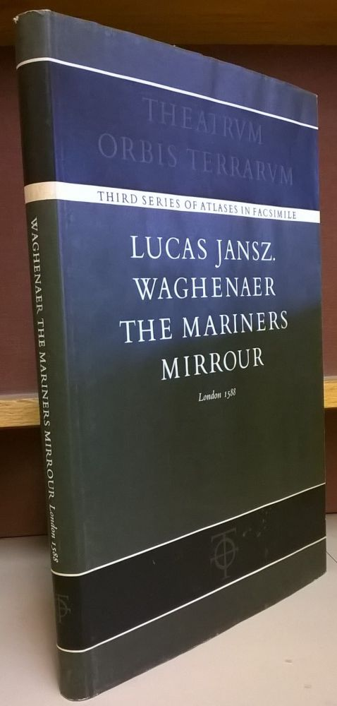 The Mariners Mirrour. Lucas Jansz. Waghenaer.