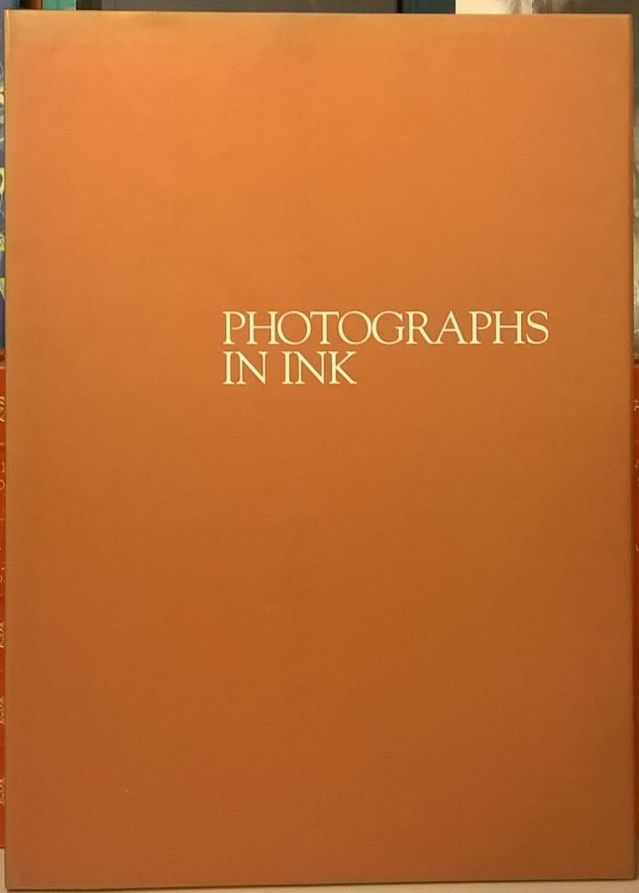 Photographs in Ink. David A. Hanson, Sidney Tillim, cur.