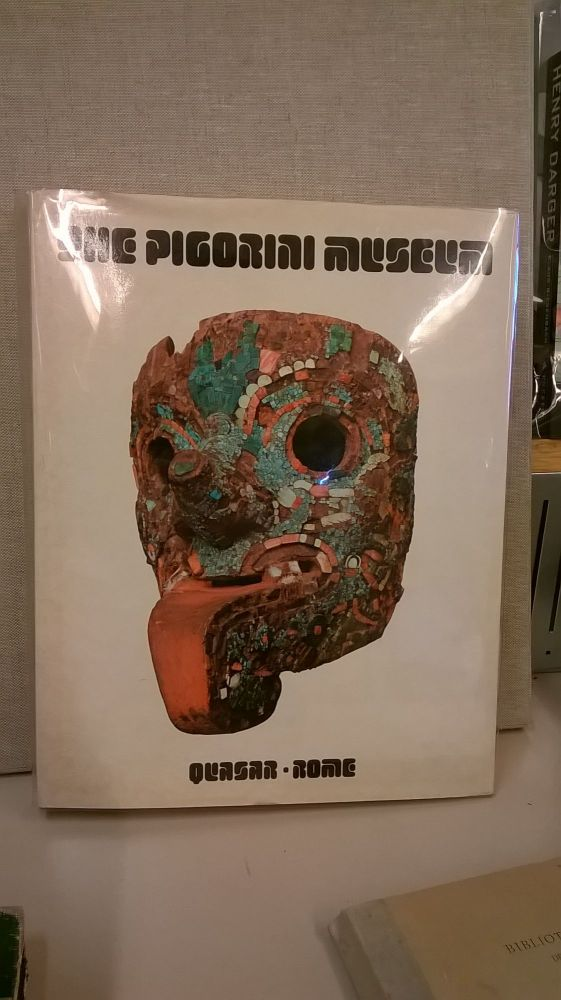The Pigorini Museum. Bruno Brizzi.