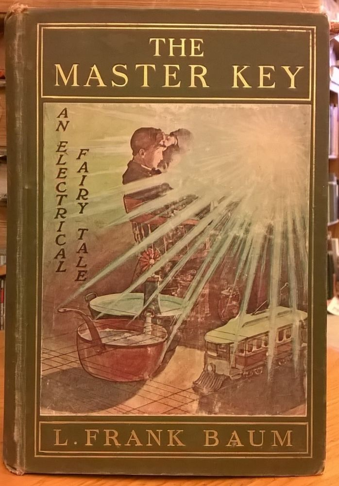 The Master Key. L. Frank Baum.