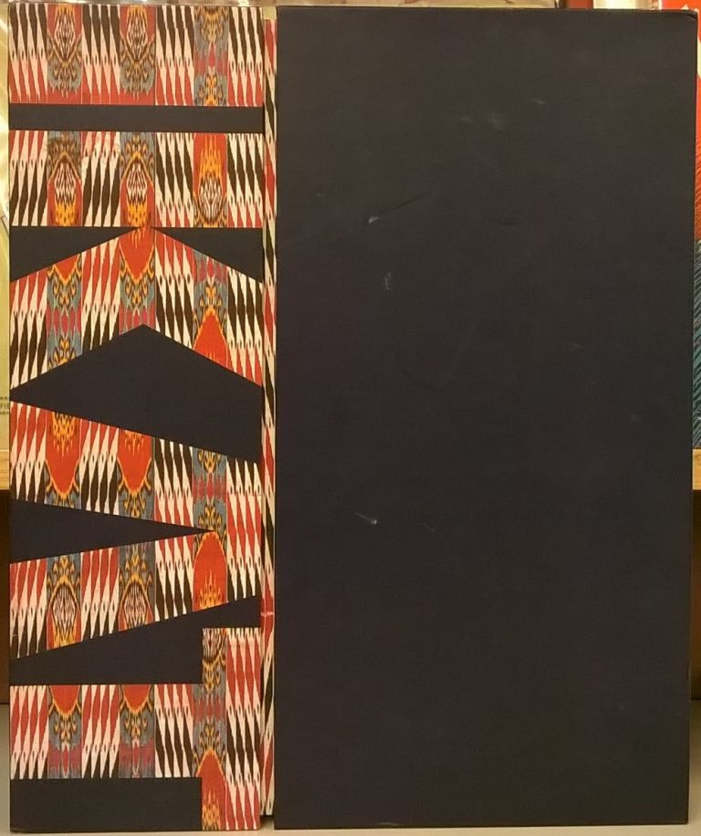 Ikat, Silks of Central Asia: The Guido Goldman Collection. Kate Fitz Gibbon, Andrew Hale.
