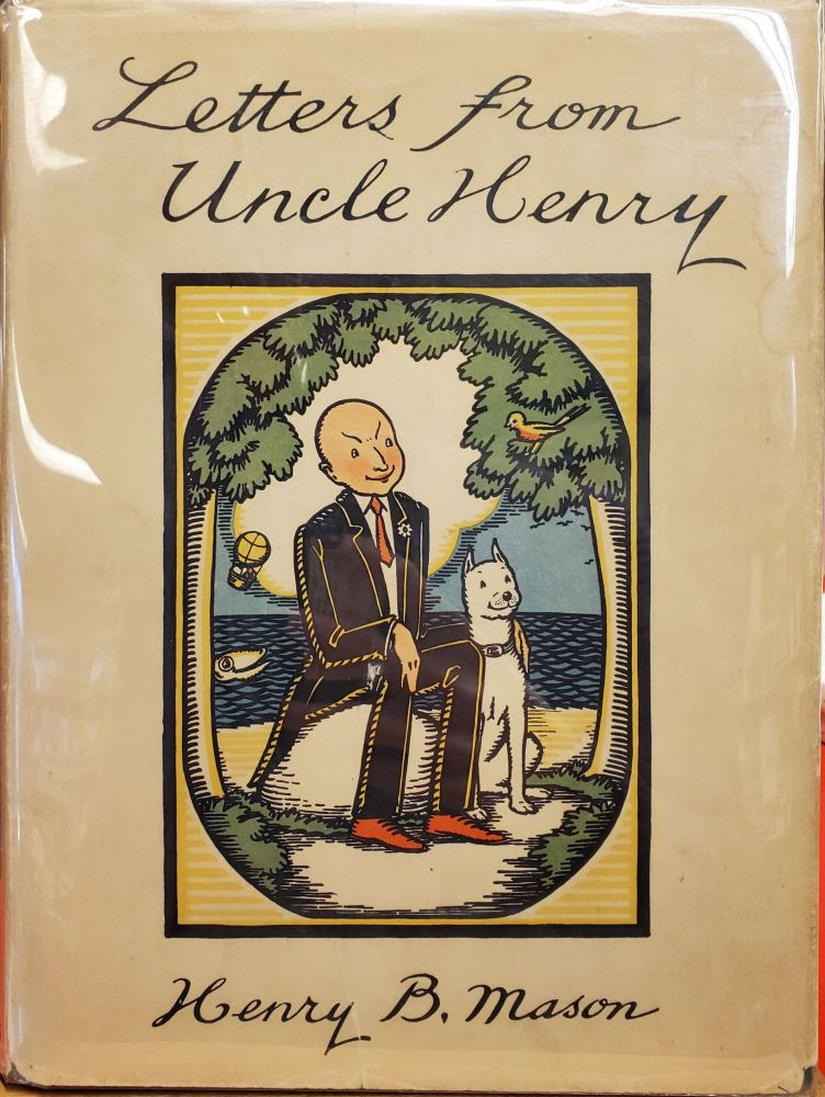 Letters from Uncle Henry. Henry B. Mason.