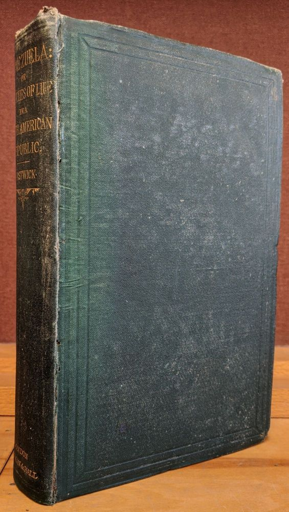 Venezuela: or, Sketches of Life in a South-American Republic; with the History of the Loan of 1864. Edward B. Eastwick.