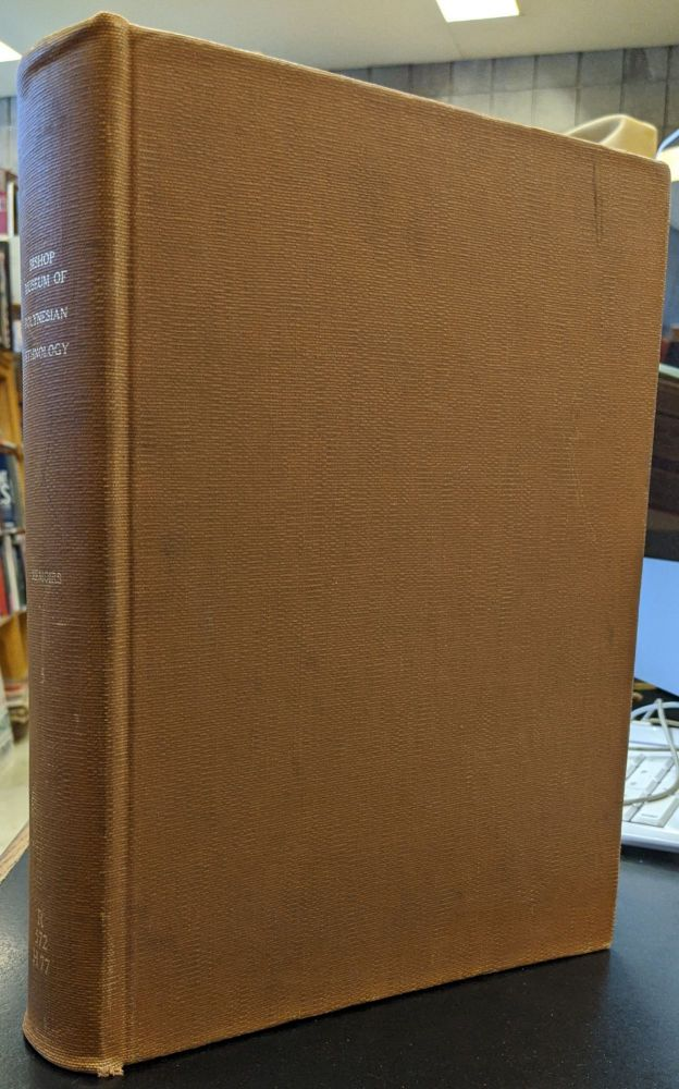 Fornander Collection of Hawaiian Antiquities and Folk-Lore: Memoirs of the Bernice Pauahi Bishop Museum, Volume V. Abraham Fornander, Thomas G. Thrum.