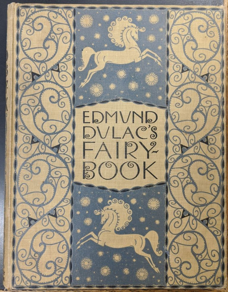 Edmund Dulac's Fairy-Book: Fairy Tales of the Allied Nations (10). Edmund Dulac.