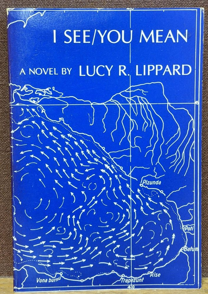I See / You Mean. Lucy R. Lippard.