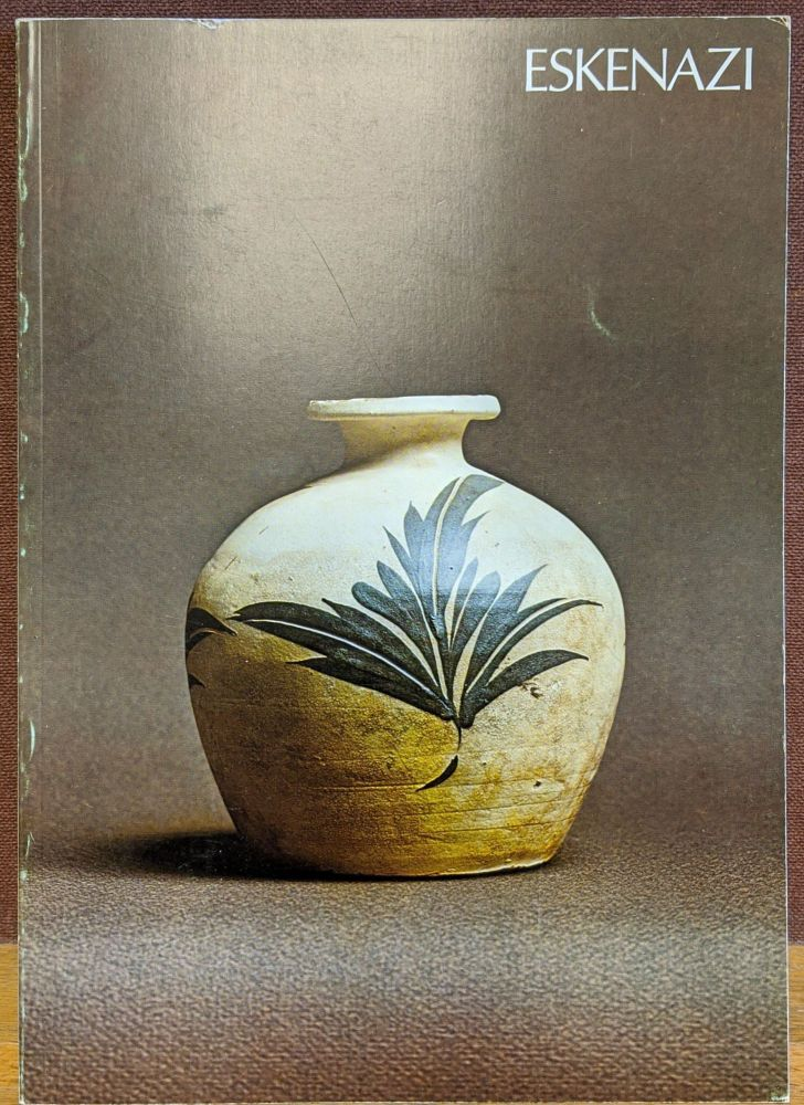Early Chinese ceramics and works of art (13 June - 12 July 1974). Eskenazi.