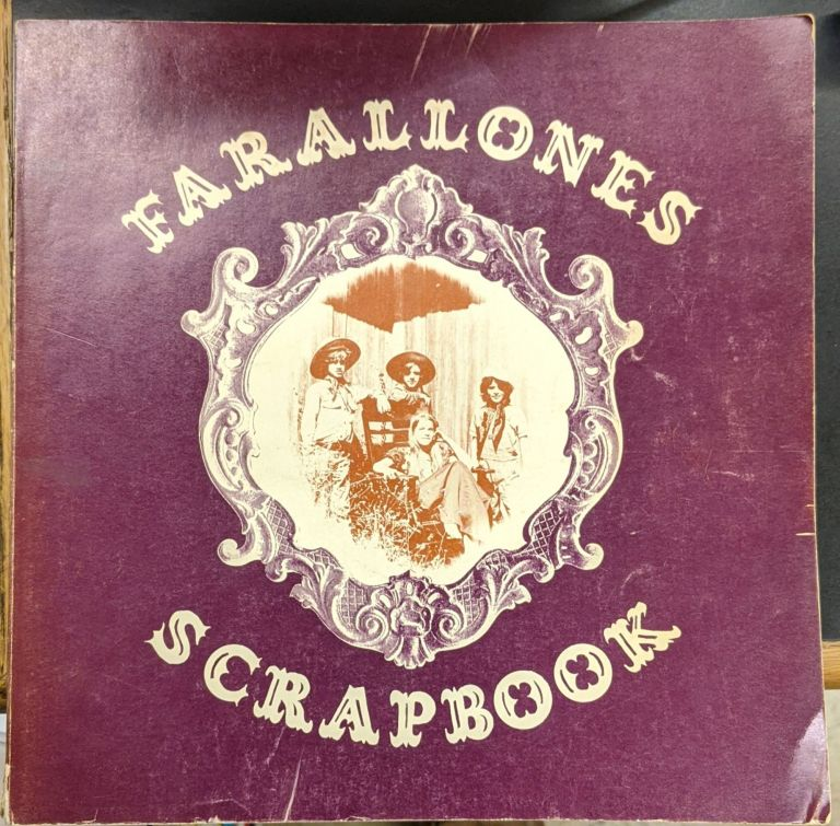 Farallones Scrapbook: A Momento & Manual of Our Apprenticeship in Making Places and Changing Spaces in School at Home and Within Ourselves. Sim Van der Ryn.