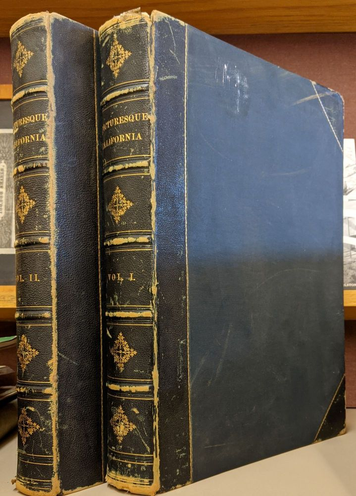 Picturesque California, and The Region Wwest of the Rocky Mountains, from Alaska to Mexico, 2 vol. John Muir.