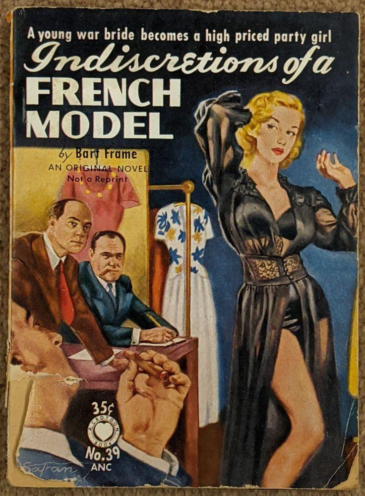 Indiscretions of a French Model. Bart Frame.