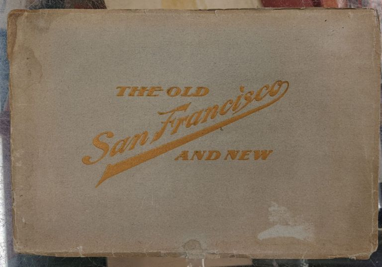 The City Beautiful: San Francisco, Past, Present, and Future. Andrew G. Park.