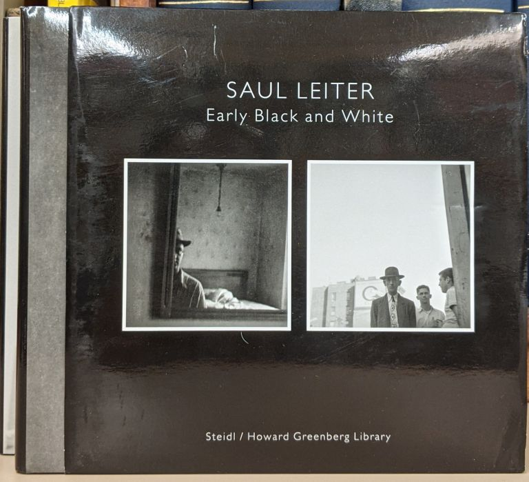 Saul Leiter, Early Black and White, 2 vols. Saul Leiter.