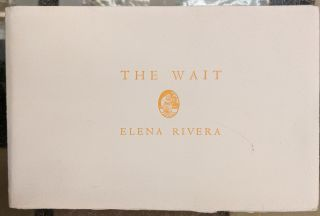 The Wait. Elena Rivera