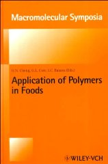 Application of Polymers in Foods. H. N. Cheng, Ion C. Baianu, Gregory L. Cote