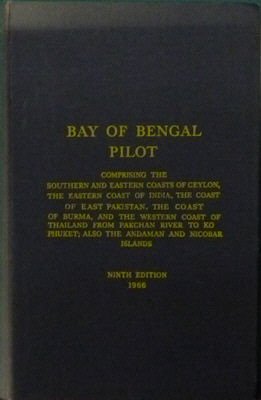 Bay of Bengal Pilot. N/a.