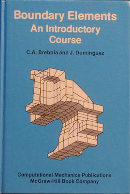 Boundary Elements. C. A. Brebbia, J. Dominguez