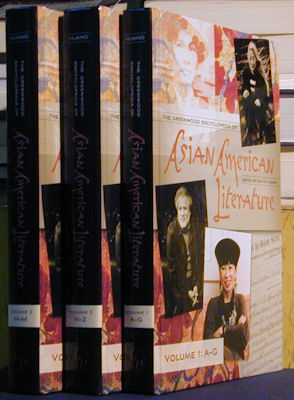 The Greenwood Encyclopedia of Asian American Literature. Guiyou Huang
