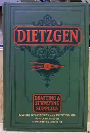 Catalog of Eugene Dietzgen Co., 14th edition. Eugene Dietzgen