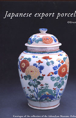 Japanese Export Porcelain. Oliver Impey