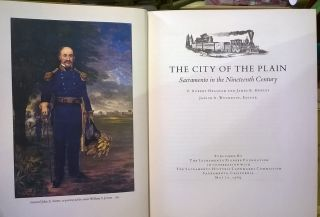The City on the Plain: Sacramento in the Nineteenth Century