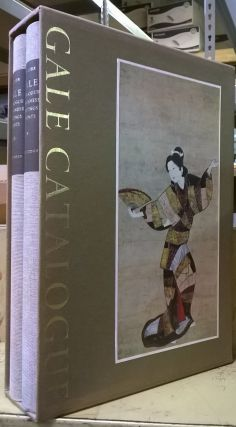 Catalogue of the Japanese Paintings and Prints in the Collection of Mr. & Mrs. Richard P. Gale....