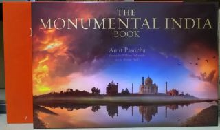 The Monumental India Book. Amit Pasricha