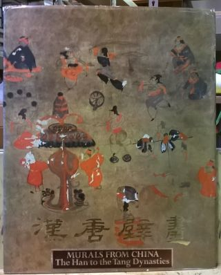 Murals From China: The Han To the Tang Dynasties