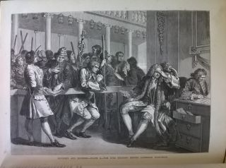 The Works of Hogarth, with Sixty-Two Illustrations
