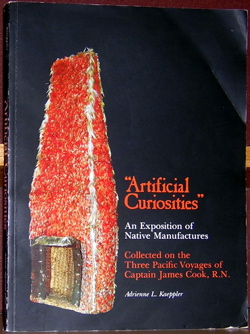 Artificial Curiosities: Being an Exposition of Native Manufactures Collected on the Three Pacific...