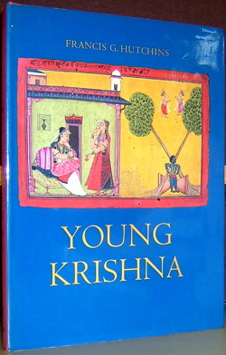 Young Krishna - Translated from the Sanskrit Harivamsa: Illustrated with paintings from historic...