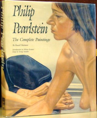 Philip Pearlstein: The Complete Paintings. Russell Bowman