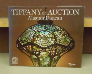 Tiffany at Auction. Alastair Duncan