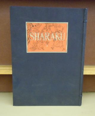 Sharaku : A complete collection, vol. I. Teruji Yoshia, The Adachi Institute of Woodcut Prints